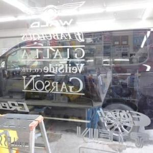 本日PITでは業者さまから依頼を頂き70系「VOXY」のコーティング施工に着手!
