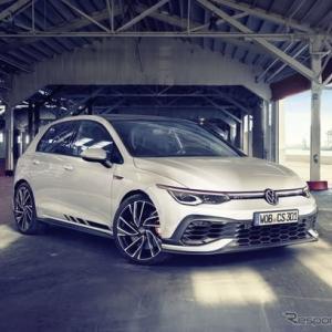 "【VW】目指せFFハッチ最速!新型「ゴルフ・GTI」に300馬力の""クラブスポーツ""を発表!"