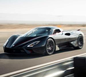 量産車世界最速ブガッティ シロンを抜きSSC「トゥアタラ」が夢の500km/hオーバー!