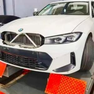 【BMW】これが改良新型「3シリーズ」なのか!?謎のプロトタイプ画像が流出!
