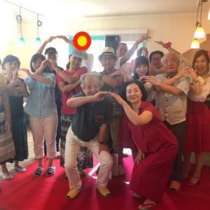 明日はSun & Rainbow House(福岡市西区富士見)さんでパステルアート出張講座です