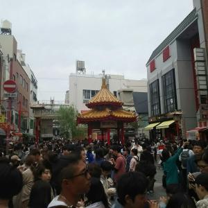 南京町からのスマスイ