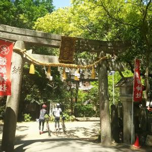 パワースポット 磐船神社