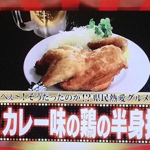 秘密のケンミンSHOWにツッコミ カレー味の鶏の半身揚げ