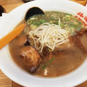 ワンコインランチ435 DUO神戸 醤油ラーメン