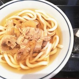 ワンコインランチ457 神戸サンチカ 肉うどん