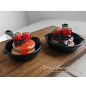 ドールハウスフェア+スキレットパンケーキ