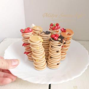ホットケーキ&パンケーキの日+イベント参加のお知らせ