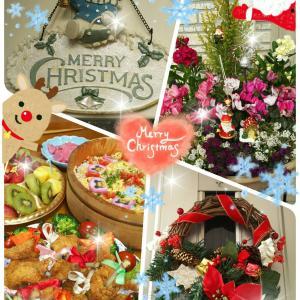 クリスマス&お誕生日