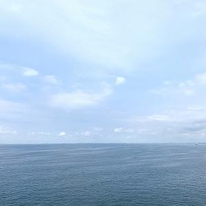 海を渡って