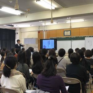 小学校の家庭教育学級の講座をやってきました!