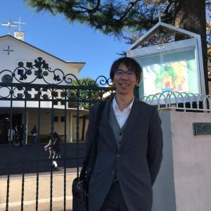 聖パトリック幼稚園で講演しました。