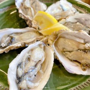 【英語3行日記】牡蠣食べ放題に行ってきた