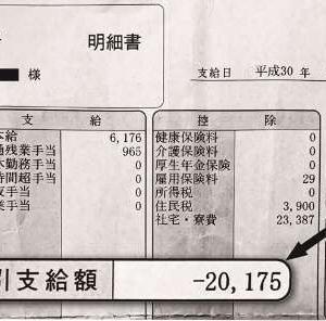 1か月の給料は「マイナス2万円」……。ある技能実習生の給与明細の衝撃