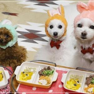 ハロウィンご飯 は お助けデリ で ♪ の 日記