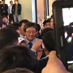 お福ちゃん韓国に行く⑧番外編 大統領選挙