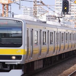 中央・総武緩行線E231系0番台(ミツB14編成)
