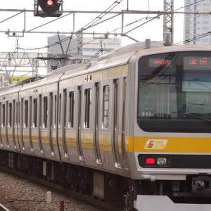 中央・総武緩行線E231系0番台(ミツB82編成)