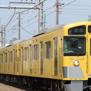 西武鉄道2000系(2085F)