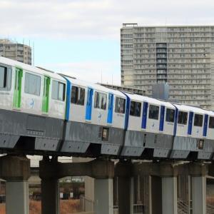 東京モノレール2000形(2011編成)