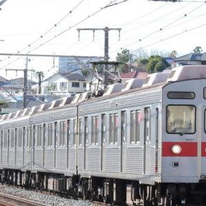 東急田園都市線8500系(8606F)