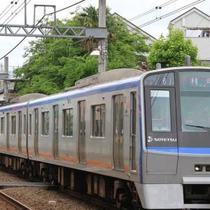 相模鉄道8000系(8702F)