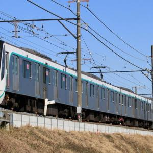 東急田園都市線2020系(2128F)