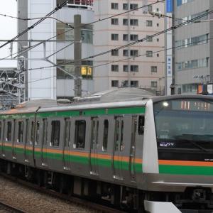 湘南新宿ラインE233系