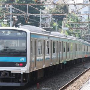 京浜東北・根岸線209系(ウラ65編成)