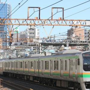 E217系(コツF-03編成)