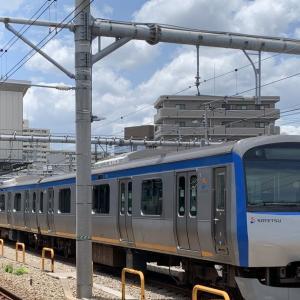相模鉄道10000系(10702F)