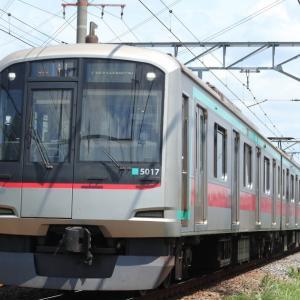 東急電鉄5000系(5117F)