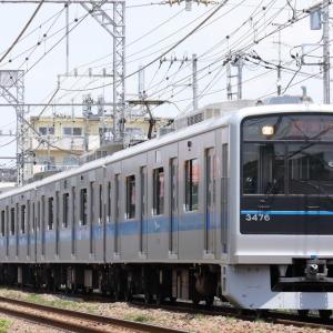 小田急電鉄3000形(3276F)