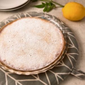 *クセになるおやつ。アメリカン・レモンケーキ♪  *近づく夏に、自然と食べたくなるもの。