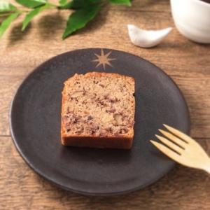 *あずきとくるみの和風ケーキで、ほっこりティータイム♪ *Cooking Cafe 栗の渋皮煮。