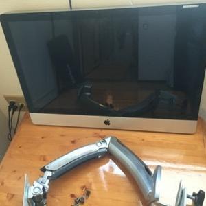 年末大掃除2010年iMac27引退