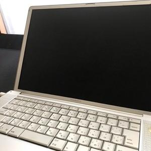 2006年Macbook処分