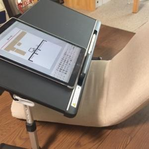 iPadとMac mini用のキーボードデスクを改良