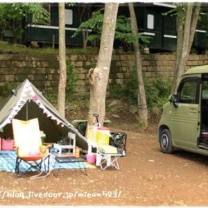 ★お誕生日はキャンプへGO!★