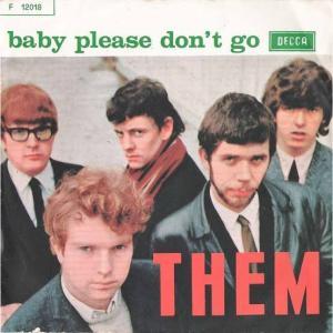 Baby Please Don't Go