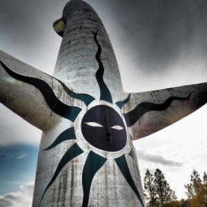 大阪万博公園 -太陽の塔-