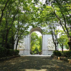姫路 -太陽公園 石のエリア①-
