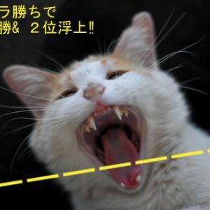 阪神 2-1 ヤクルト