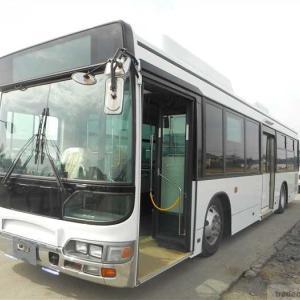 ネズミランドの座席破壊バス