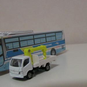 ペーパークラフト 高速路線バス大阪空港交通リムジンバス 三菱エアロエース