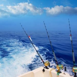 ハワイの海で釣れる魚!!
