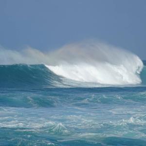 【ハワイ、冬の風物詩】ノースショアのビッグウェーブ