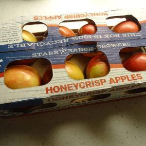 美味しいリンゴ、Honeycrispで格付けチェック!