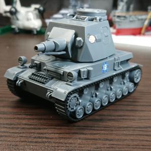 EBBRO ドイツⅣ号戦車D型 ガールズ&パンツァーシリーズ