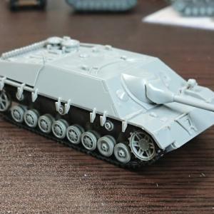 ハセガワ 1/72 駆逐戦車ラング Ⅳ号戦車/70(V)